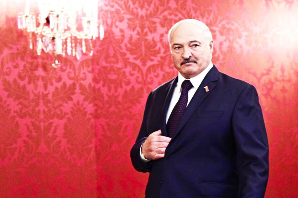 """Alexander Lukaschenko nennt das Coronavirus eine """"Psychose""""."""