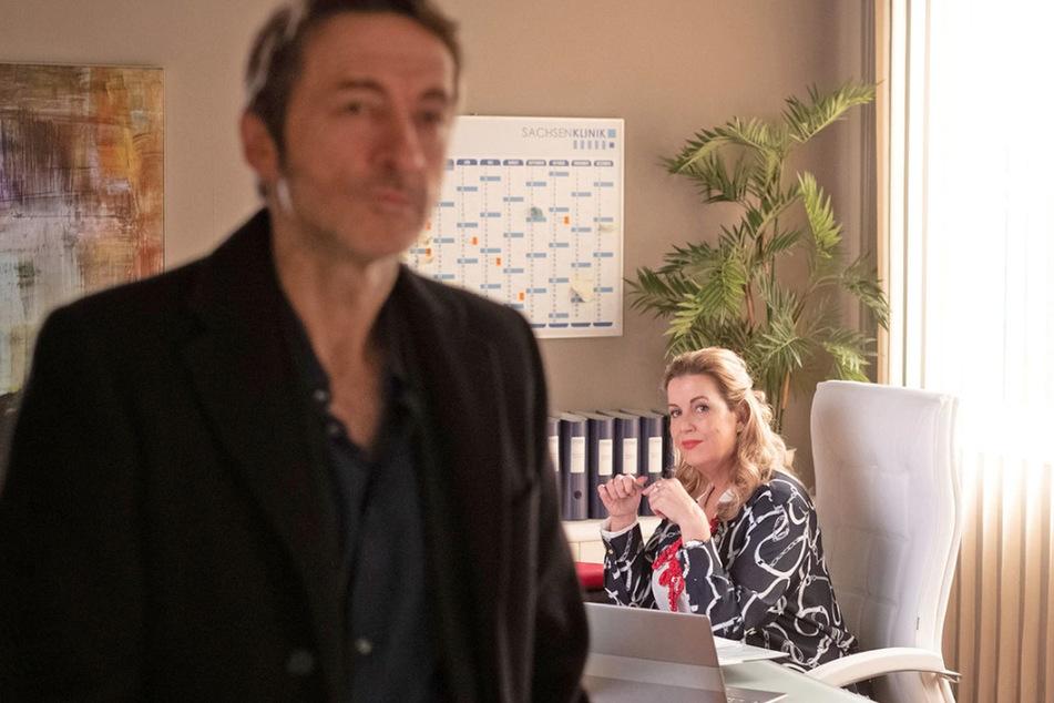 Was läuft da eigentlich bei Tobias Rauch und Sarah Marquardt? Lässt sie ihn wieder abblitzen?