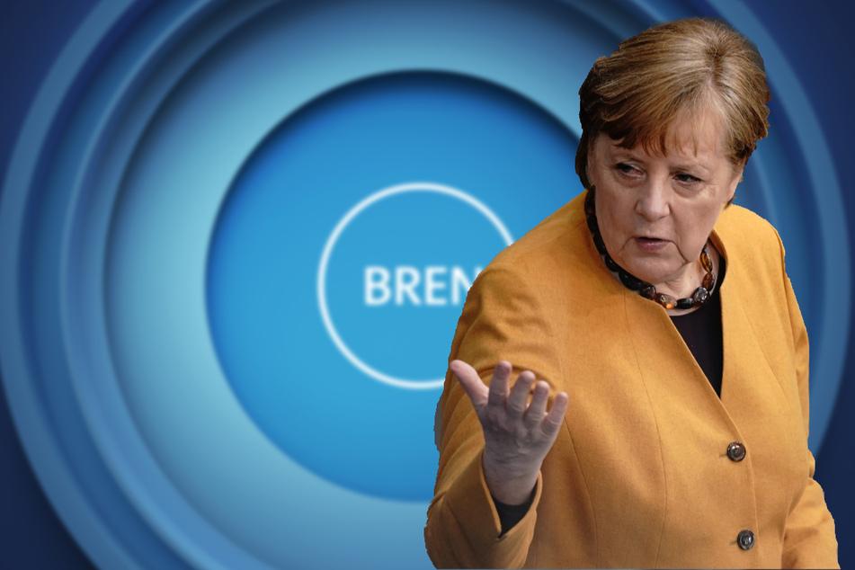 Bundeskanzlerin Angela Merkel (66, CDU) beschloss eine Osterruhe und kippte sie wieder. Im ARD-Brennpunkt steht sie am Mittwoch Rede und Antwort.