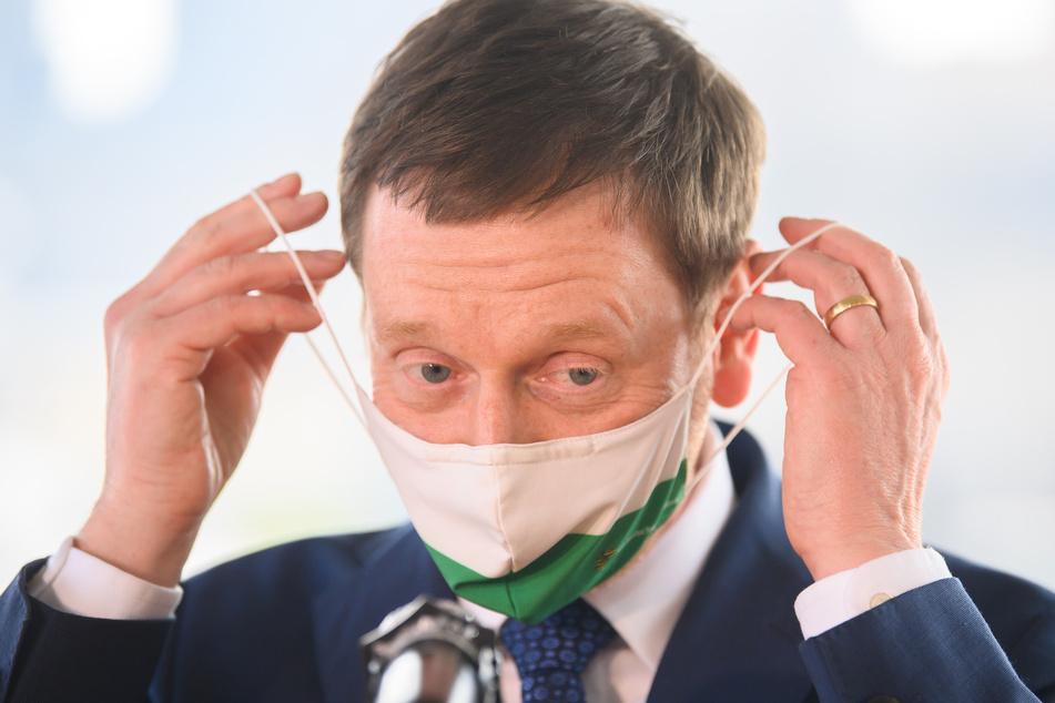 Michael Kretschmer (45, CDU), Ministerpräsident von Sachsen, zieht für die Impfungen in Sachsen auch den Impfstoff Sputnik V in Betracht.