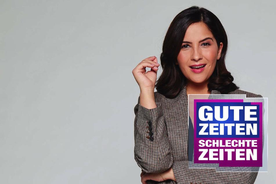 "GZSZ: GZSZ-Star Chryssanthi Kavazi reagiert auf Lauras neue Story: ""What? Krass!"""