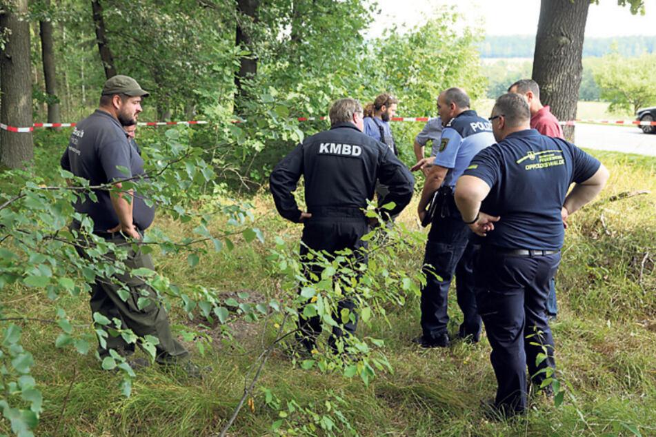 Weil Sachsens Bombenräumer nur Notdienst schieben: Viele Baustellen in der Warteschleife