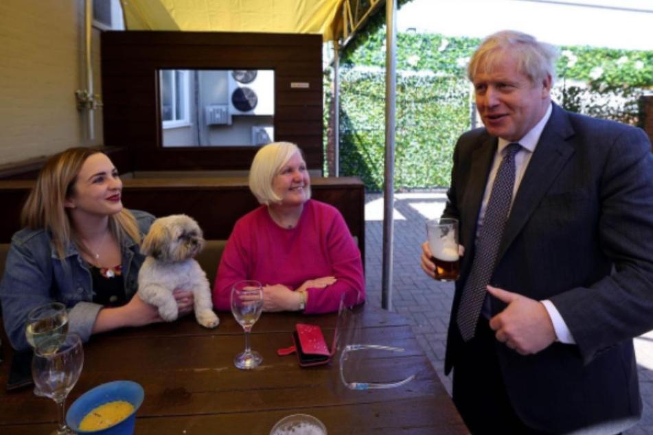 Drastischer Tierdiebstahl: Was hat Boris Johnson mit geklauten Hunden zu tun?