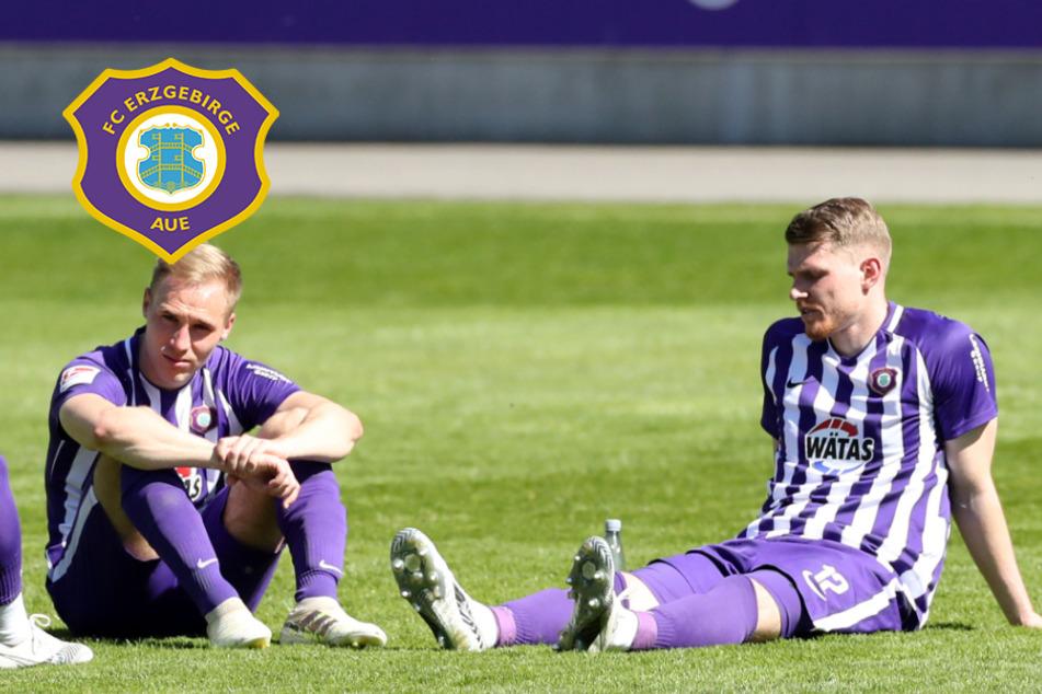 Aue-Klatsche! FCE kassiert gegen SC Paderborn heftige 3:8-Packung