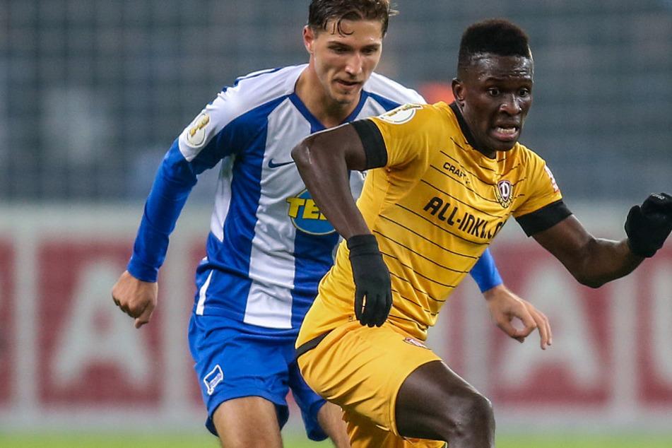 Ex-Dynamo Koné unzufrieden in Nimes: Kommt's jetzt sogar zum Wechsel in die Bundesliga?
