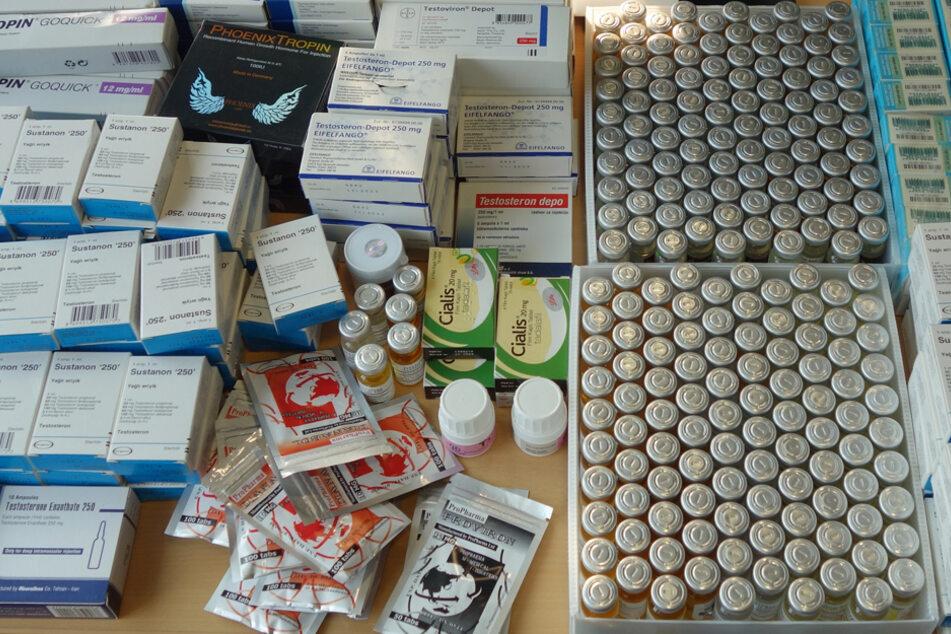 Post abgefangen: Polizei stellt über 180 Kilogramm Doping aus Osteuropa sicher