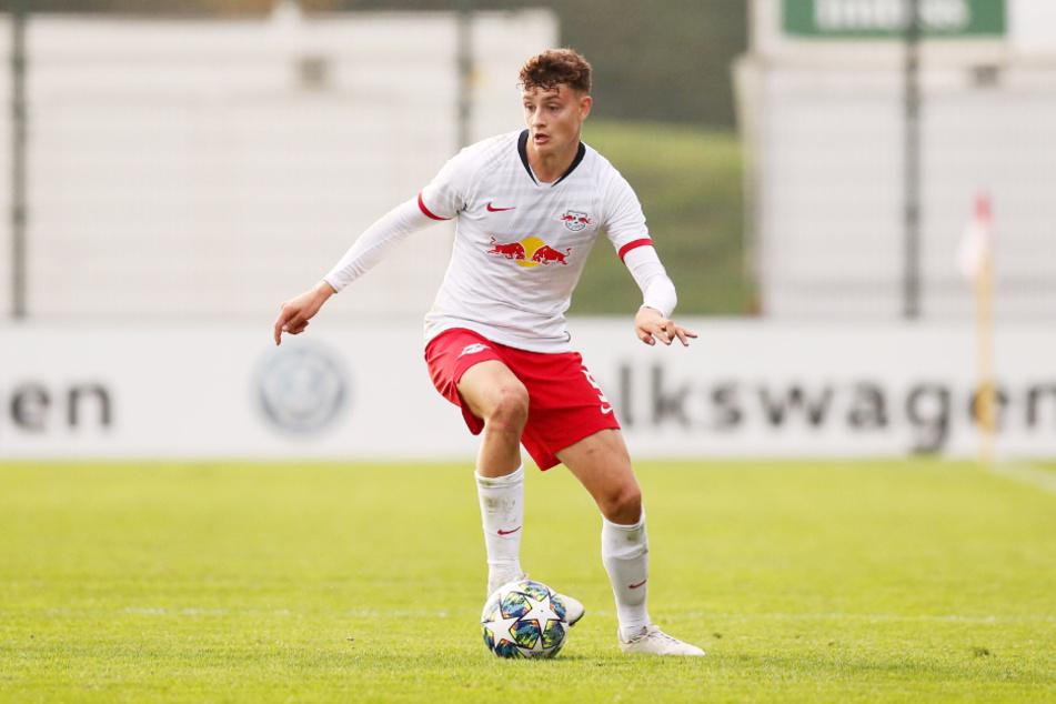 Eric Martel (18) wird ab sofort bei Austria Wien Spielpraxis sammeln. (Archivbild)