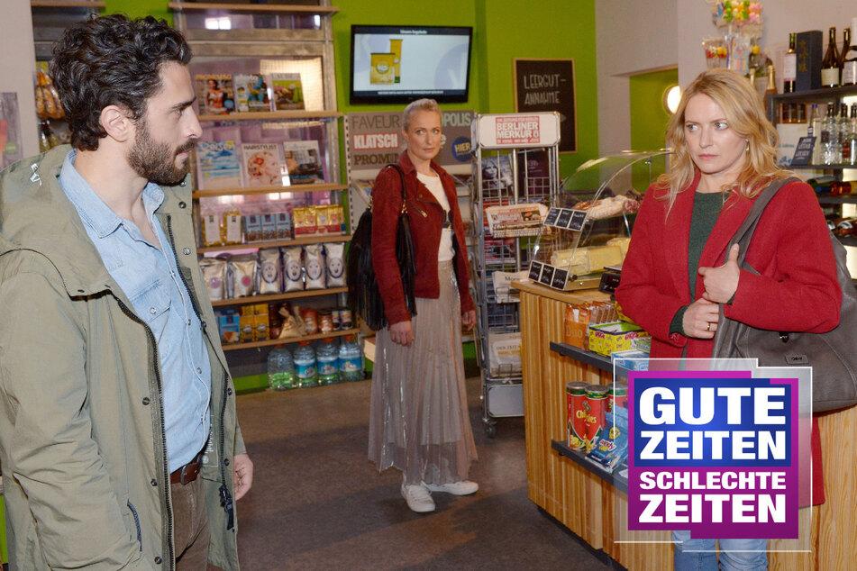 GZSZ: GZSZ: Melanie oder Tobias! Wer ist hier der Psycho?
