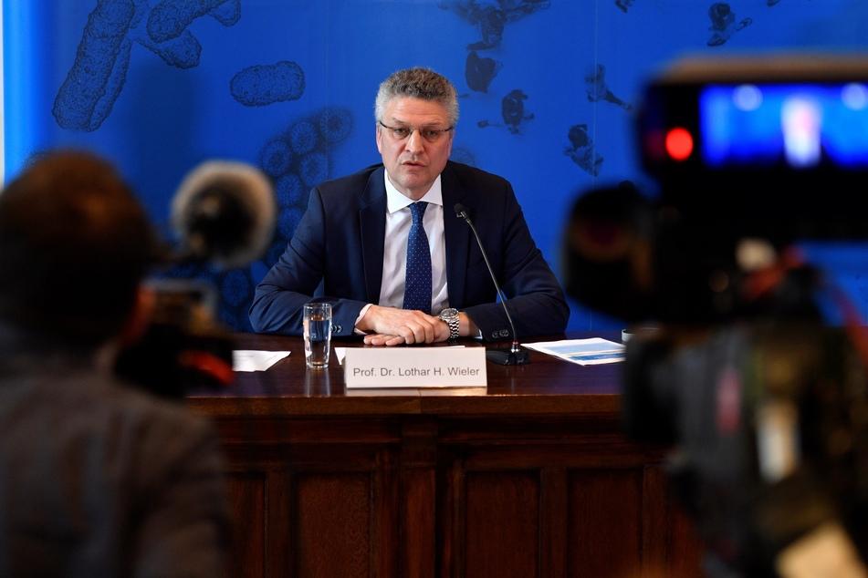 Lothar H. Wieler, Präsident des Robert Koch-Instituts (RKI), sollte künftig mehr Verantwortung tragen, wenn es nach Malu Dreyer geht.