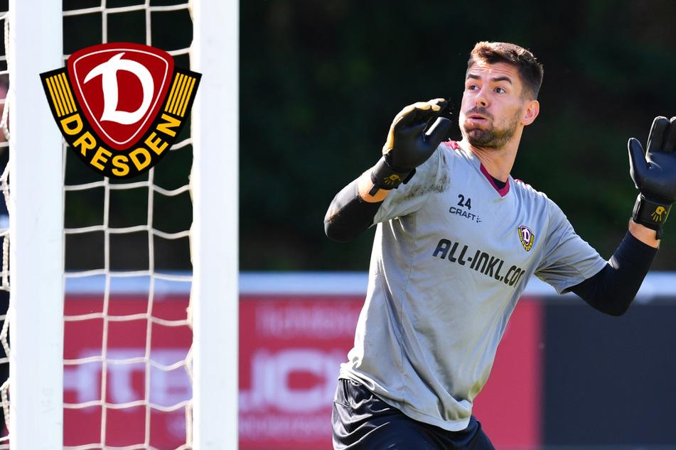 Dynamo Dresden: Patrick Wiegers meldet sich nach Knie-OP aus Klinik