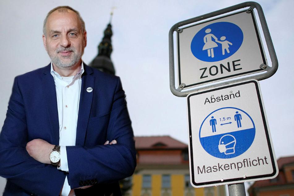Fraktionschef der Linken motzt gegen Regionalfürsten