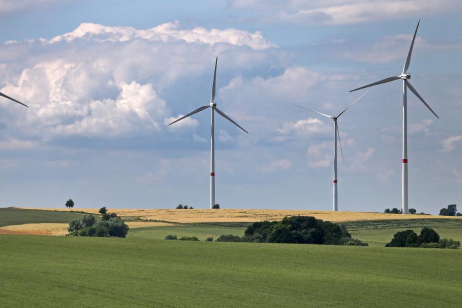 Nur drei Anlagen gingen in Betrieb: Beim Thema Windenergie ist Sachsen ein laues Lüftchen