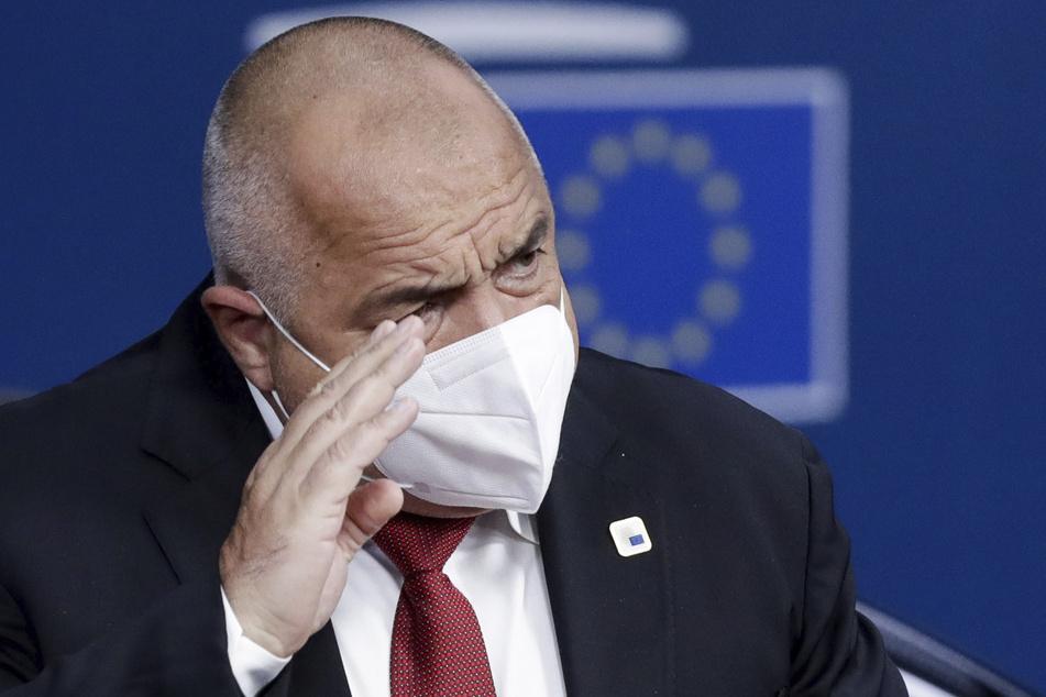 Bojko Borissow, Ministerpräsident von Bulgarien, wurde positiv auf das Coronavirus getestet.