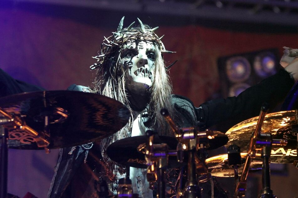 Schlagzeuger Joey Jordison ist im Alter von 46 Jahren gestorben.