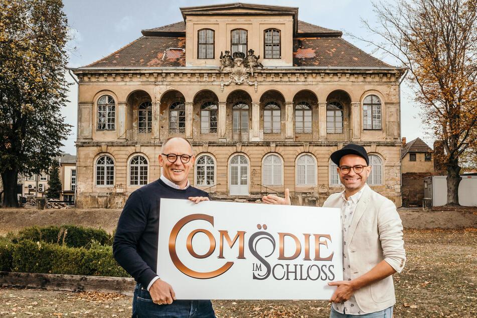 Die Comödie im Schloss freut sich auf Besucher!