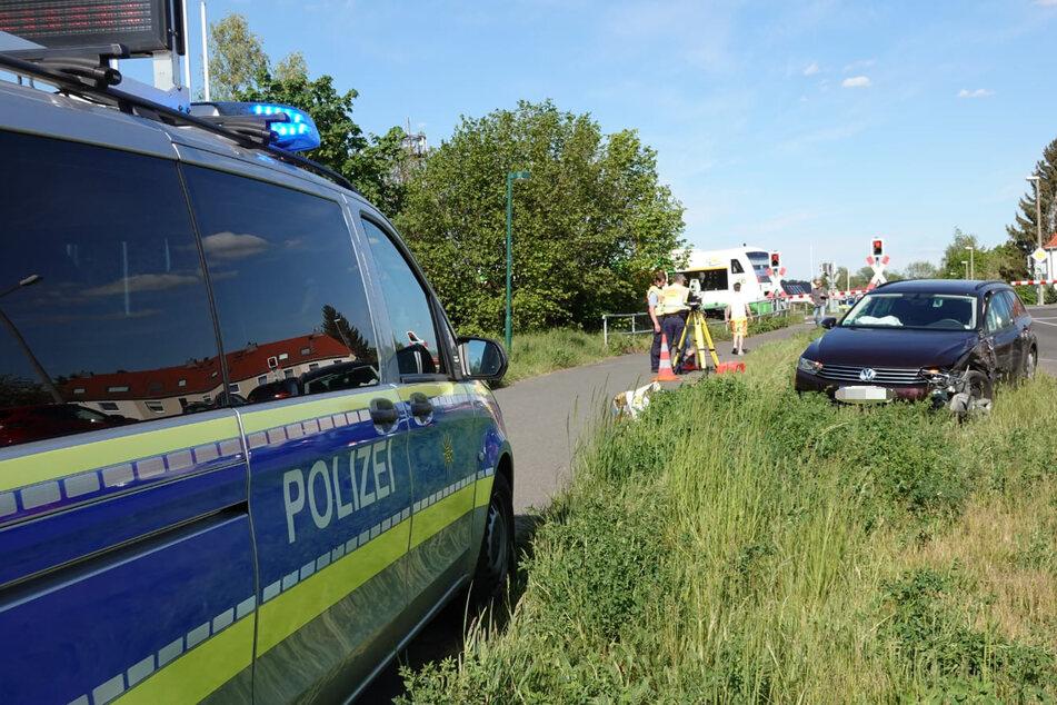 Plötzlicher Sekundenschlaf? Verletzter bei Frontalcrash in Leipzig