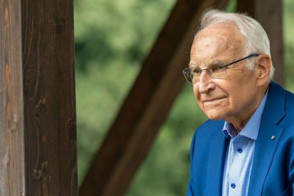 Edmund Stoiber wird 80: Bayerns Ex-MP bedankt sich bei seiner Frau und seinen Kindern