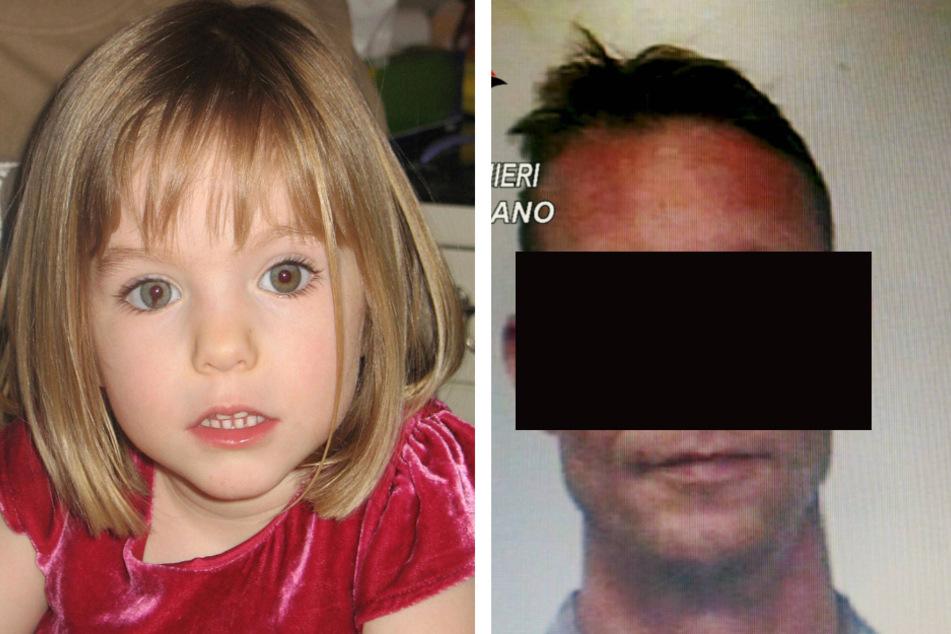 Maddie McCann wurde 2007 im Alter von drei Jahren offenbar aus einer portugiesischen Hotelanlage entführt. Christian B. (43) wird verdächtigt, das Mädchen umgebracht zu haben.