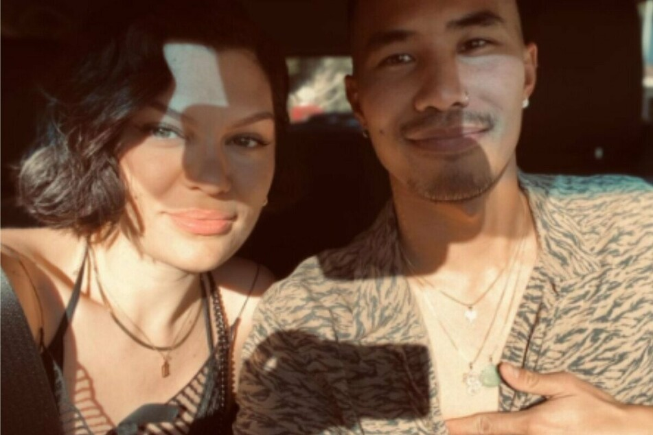 Jessie J shared photos with her new guy, Max Pham Nguyen.