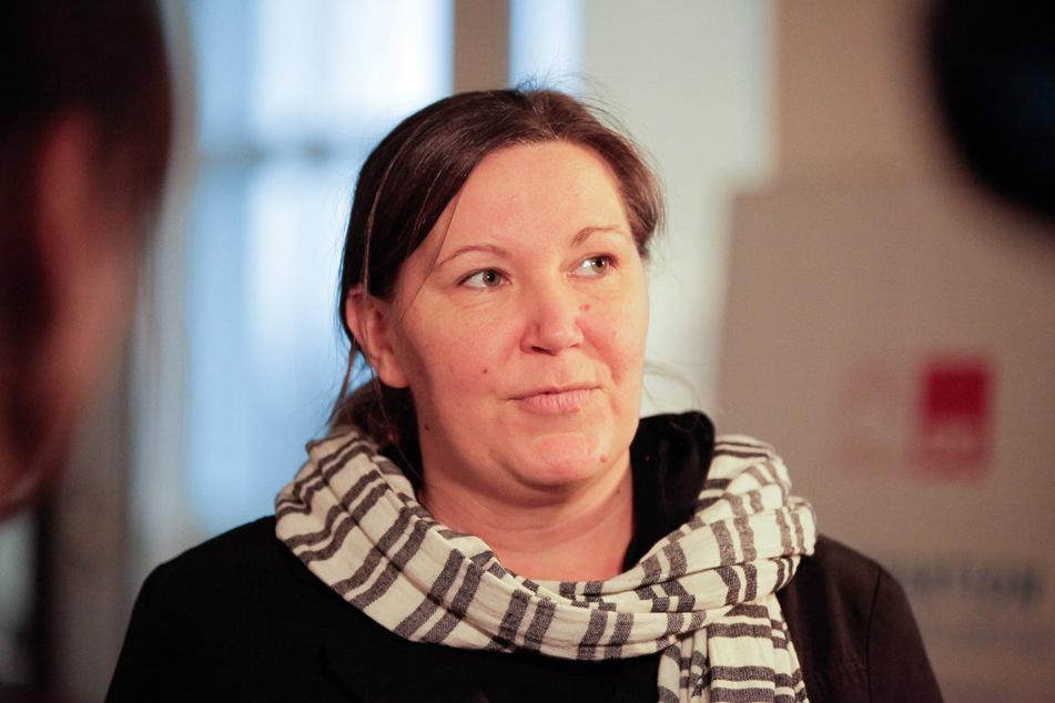 Sabine Friedel (46, SPD).