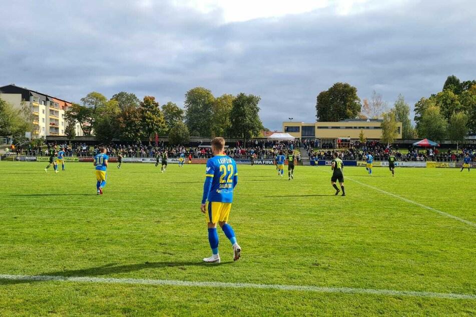 Zu Gast bei Dresden Laubegast stand für Lok Leipzig die erste Partie im Sachsenpokal an. Dass die jedoch so zäh verlaufen würde, hatte wohl keiner der Beteiligten erwartet.