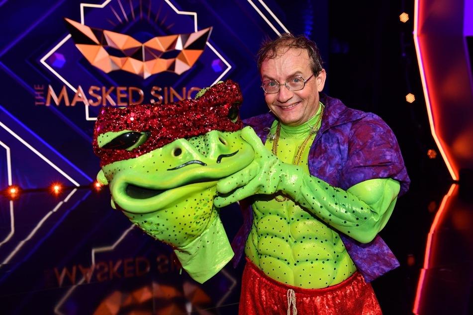 Wigald Boning (53) ist der vierte Promi, der seine Maske lüften musste.