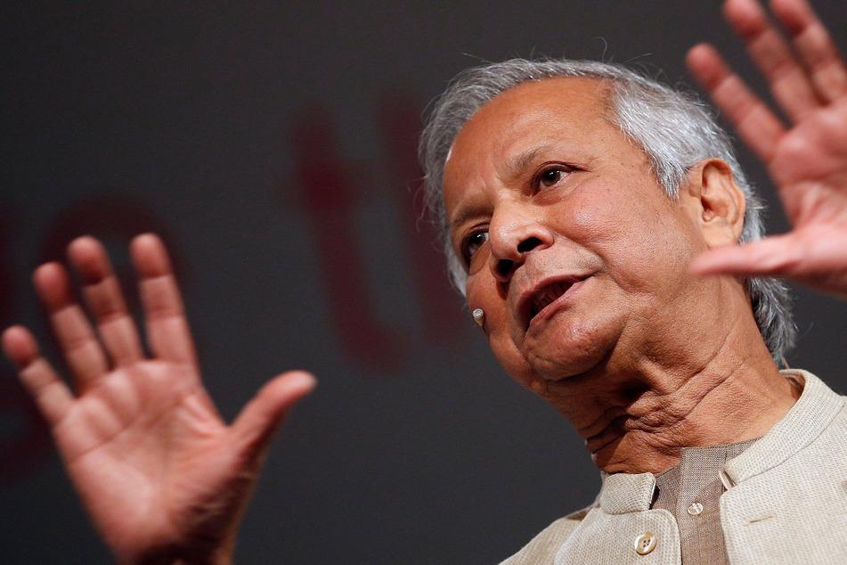 Yunus will sich trotz allem als Optimist verstanden wissen.