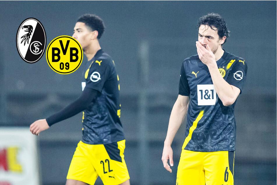 BVB lässt Federn! Freiburger Doppelschlag entscheidet die Partie
