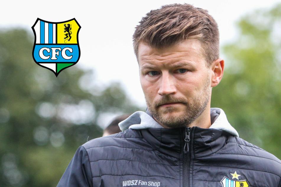 "Wann kommt der Wunsch-Stürmer? CFC-Coach Berlinski: ""Kein Kommentar!"""