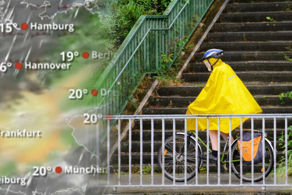 Der Sommer lässt auf sich warten: Es wird ungemütlich in Berlin