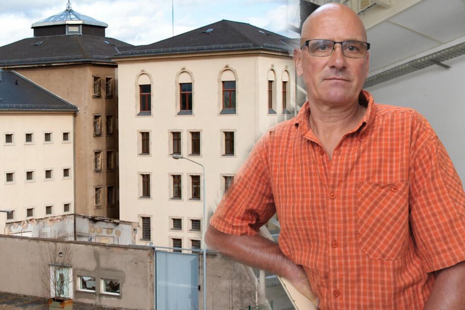 Chemnitz: Chemnitz: Radsport-Legende Lötzsch spricht über seine Zeit im Kaßberg-Knast