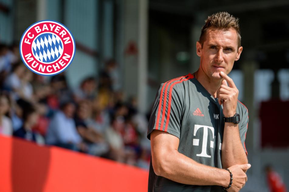 FC Bayern: Geht jetzt auch Klose? Flick-Assistent ledert gegen Vereinsführung