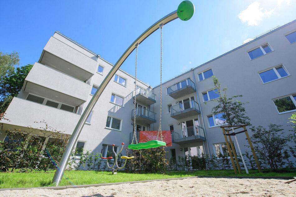 """Die neue Woba """"WiD"""" baut zwar bereits Wohnungen, das Geld ist jedoch knapp. Die Linken wollen satte 4,5 Millionen Euro überweisen."""