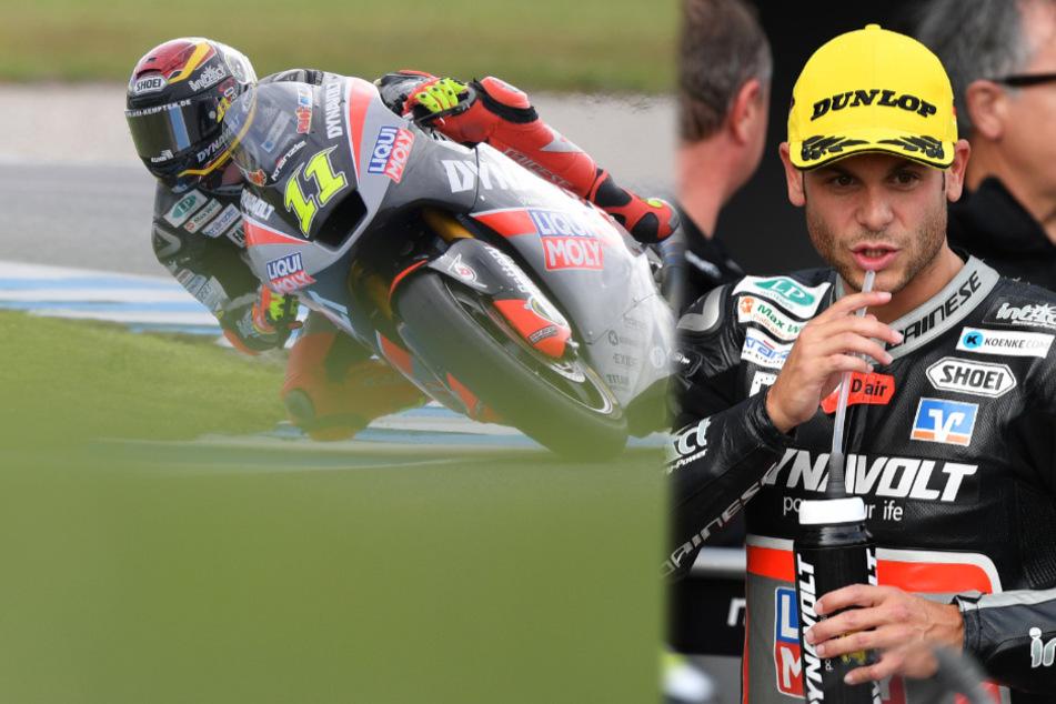 Schwerer Sturz: Sorge um Ex-Motorrad-Weltmeister Sandro Cortese
