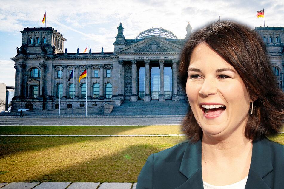 Umfrage zur Bundestagswahl: Vertrauen in Baerbock steigt, Angst vor neuer Corona-Welle nimmt zu