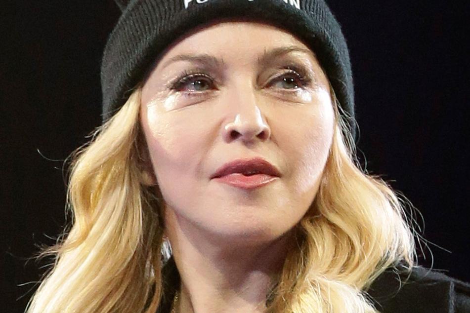 US-Popsängerin Madonna.