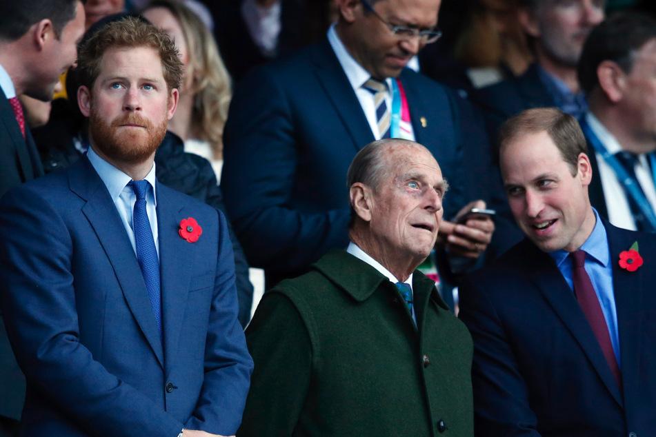 """Rührende Worte: Prinz Harry bezeichnet seinen verstorbenen Opa als """"Meister des Barbecue"""""""