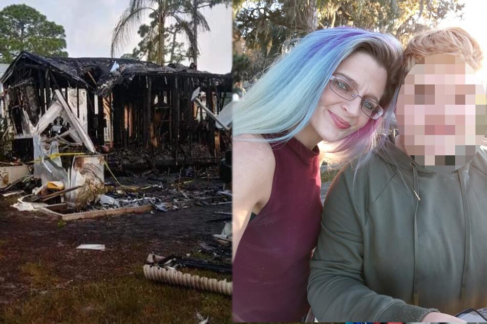 Sie liebte die Tiere über alles: Kind stirbt in brennendem Haus, weil es seine Hunde retten will