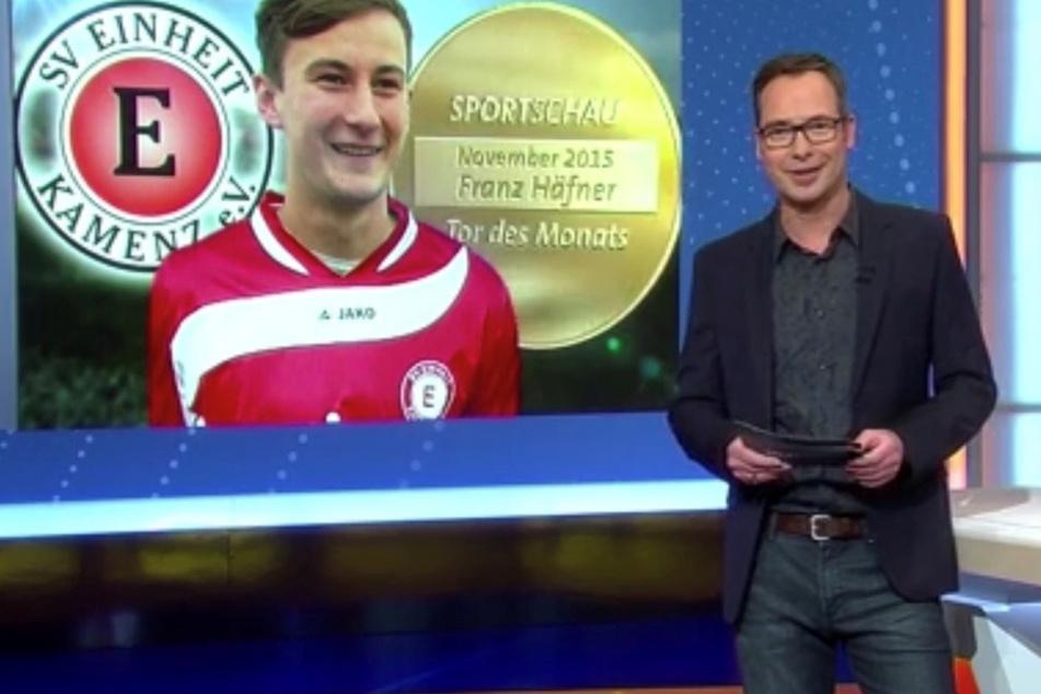 In der ARD-Sportschau verkündete Matthias Opdenhövel den Sieger für den November 2015.