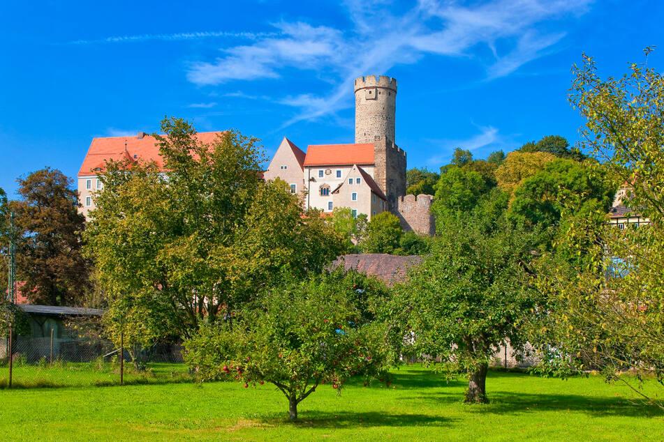 """Auf Burg Gnandstein findet der neue Rundgang """"Sakrales zwischen Burg und Kirche"""" statt."""