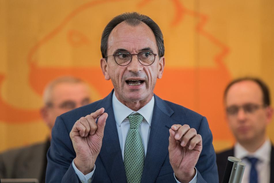 Nach Tod von Thomas Schäfer:Michael Boddenberg wird Hessens neuer Finanzminister