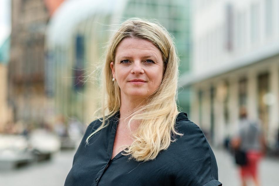 Fraktionsvorsitzende Susanne Schaper (43, Linke) bedauert die Sparmaßnahme.