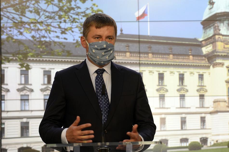 Tschechiens Außenminister Tomas Petricek reagiert mit Verständnis auf das Zeichen der Bundesregierung.