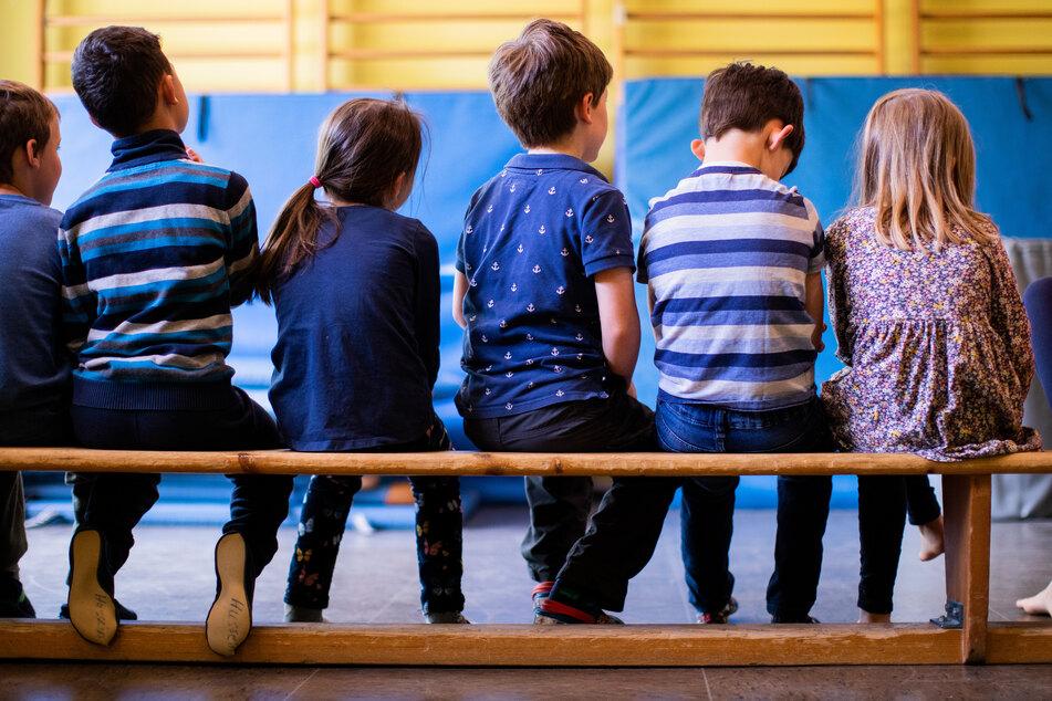 Nur ein Kind unter 5200 wurde im Rahmen einer Studie positiv getestet.