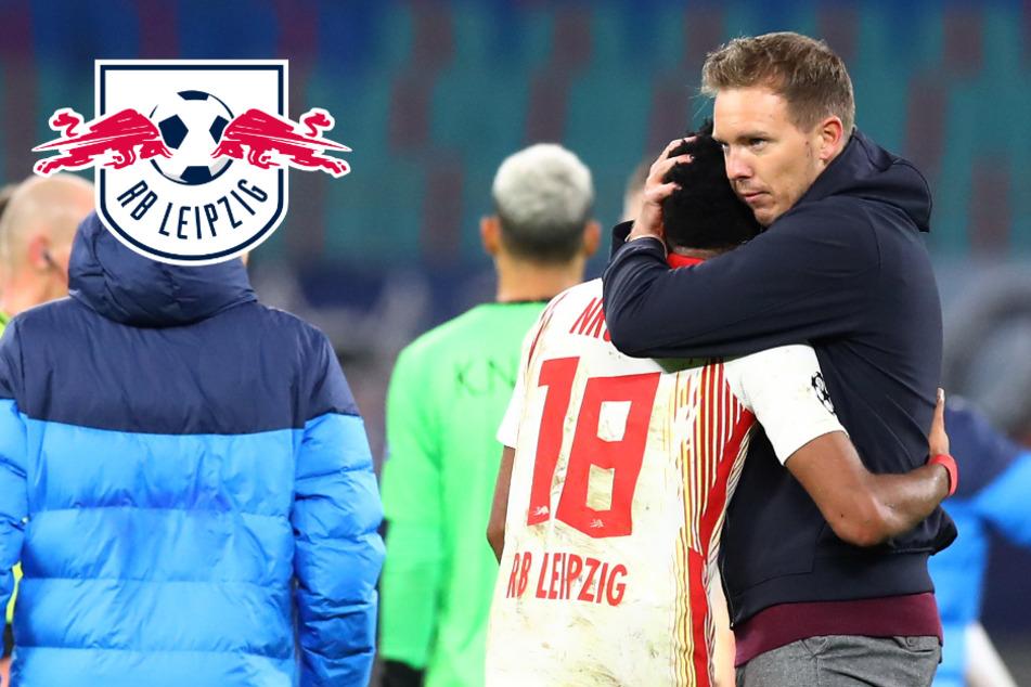 Strafe muss sein! Nagelsmann setzt bei RB Leipzig auf Liebesentzug