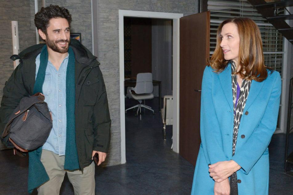 Tobias und Katrin scheinen endlich ihr Glück miteinander gefunden zu haben. Doch in Erziehungsfragen lässt sich die W&L-Chefin nicht hineinreden.