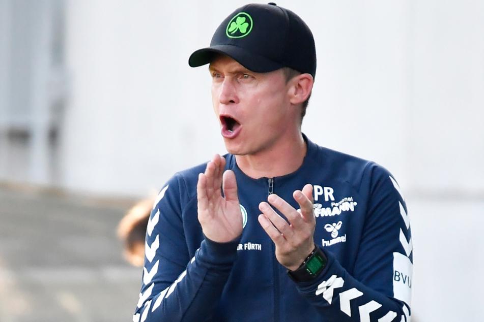 Neuer starker Mann an der Seitenlinie! Übungsleiter Petr Ruman (44) wird ab der kommenden Saison Türkgücü München trainieren.