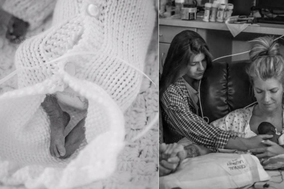 Paar adoptiert Kind, 8 Tage später stirbt der Kleine
