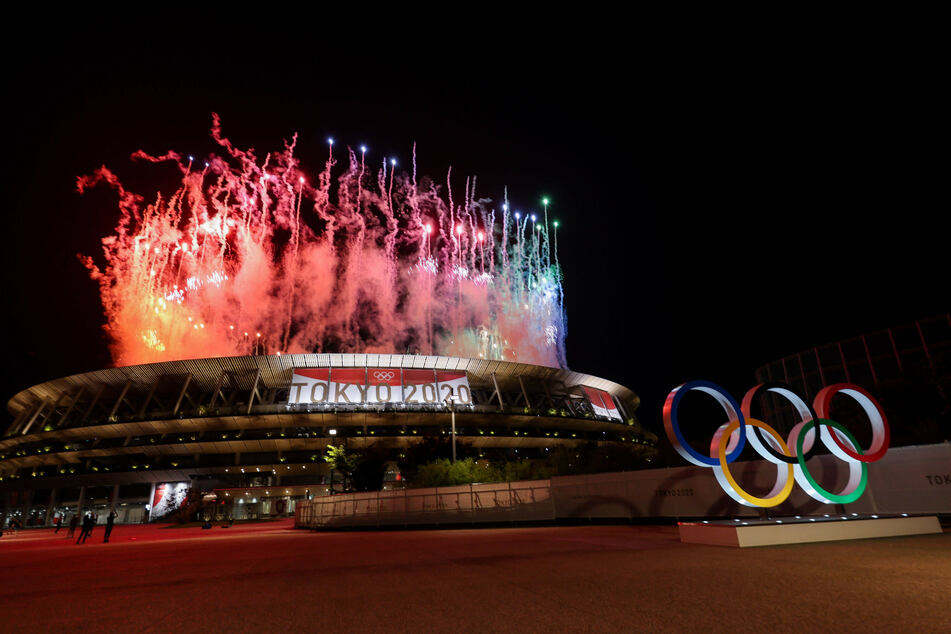 Gold medalist weighs in on unprecedented Olympics as Games come to a close