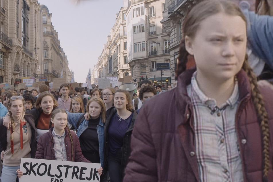 Greta Thunberg: Kurze Pause vom Unterricht: Das macht Greta Thunberg beim Filmfest Venedig